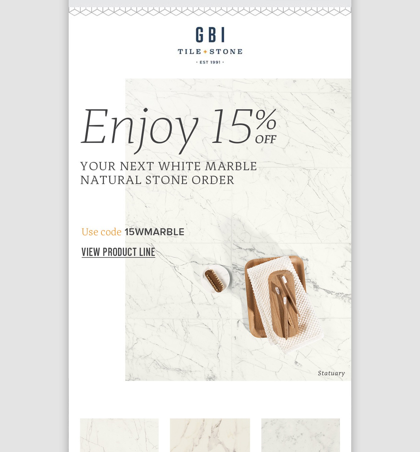 Marbles Email