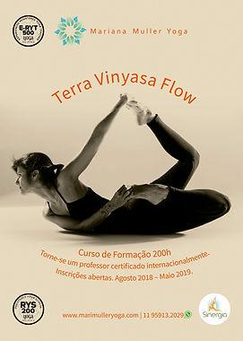 Curso de Formação Yoga