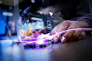 Digital marketing media (website ad, ema