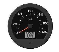 CAN-спидометр Автоприбор 812.3802010