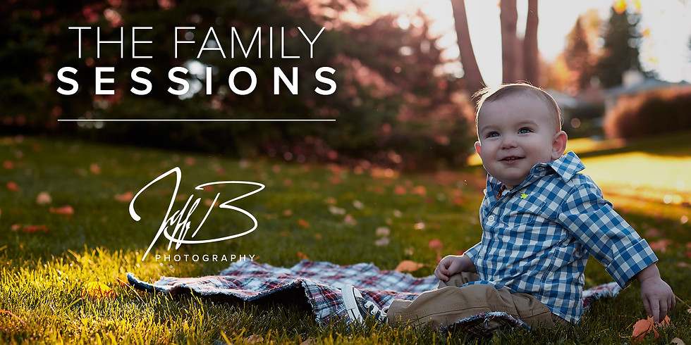 Family Sessions -Silver Package-