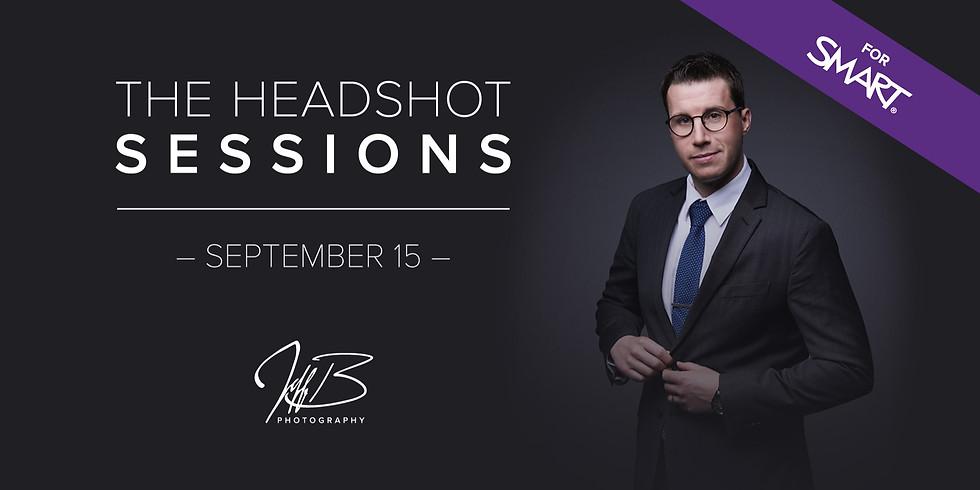 SMART Headshot Sessions, Sept. 15 - Entrepreneur