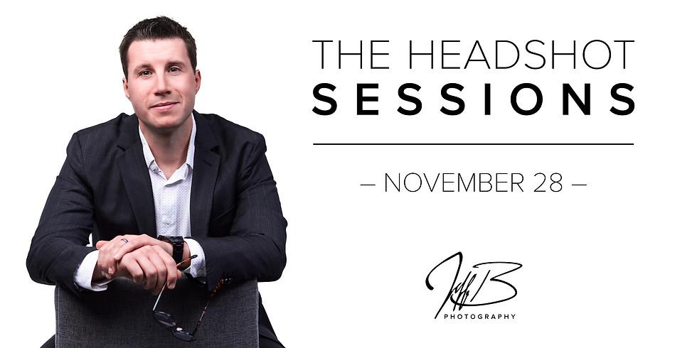 The Headshot Sessions, Nov. 28 - Entrepreneur