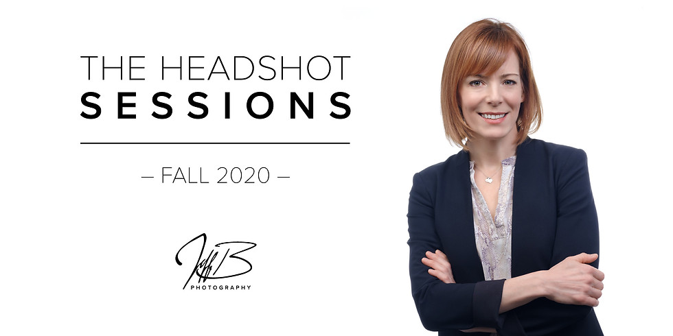 Entry Level Headshot Session Fall 2020