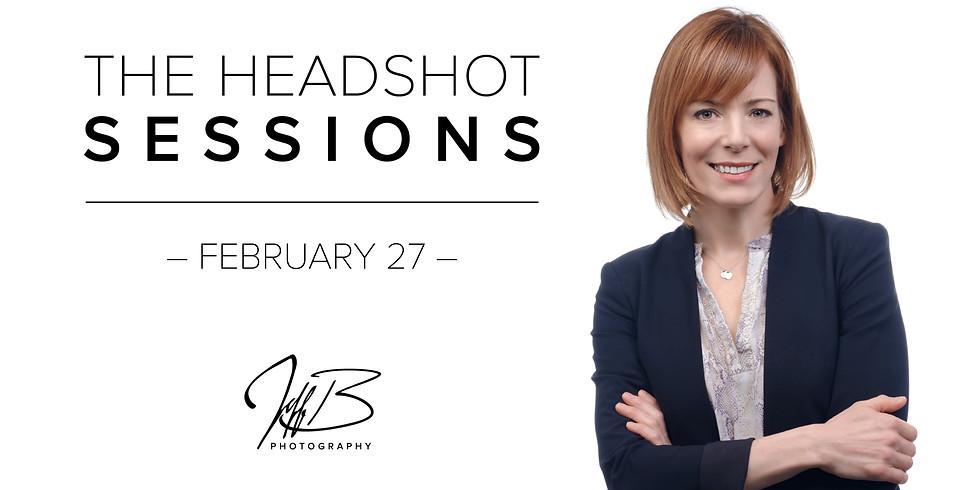 The Headshot Sessions, Feb 27 - Executive