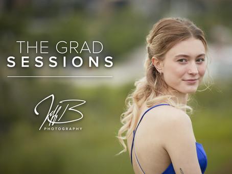 It's grad season! Grad portrait sessions now booking in Calgary