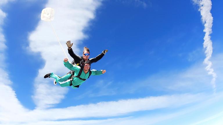 Charity Skydive