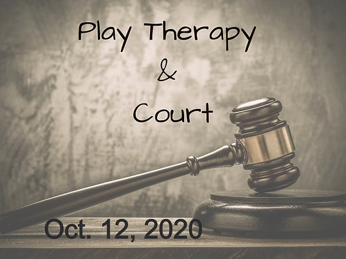 Play Therapy & Court