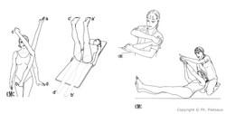 illustration kinésithérapie