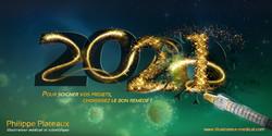 carte de vœux 2021