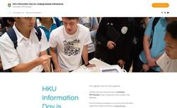 HKU Information Day