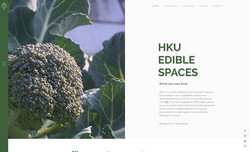 HKU Edible Spaces