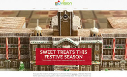Uvision Gingerbread