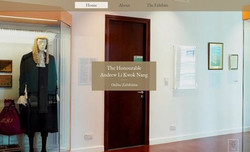 Andrew Li Exhibition