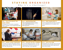 Organizing  Storyboard #1