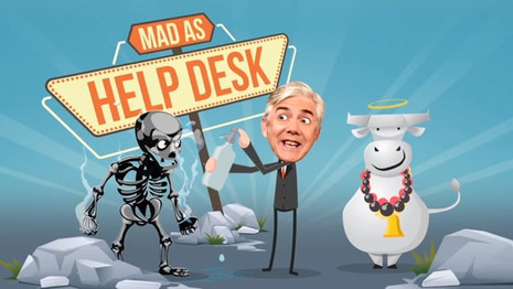 MAH Help Desk