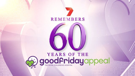 Good Friday Appeal - 60 Years