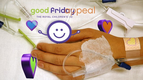 Good Friday Appeal - Drip