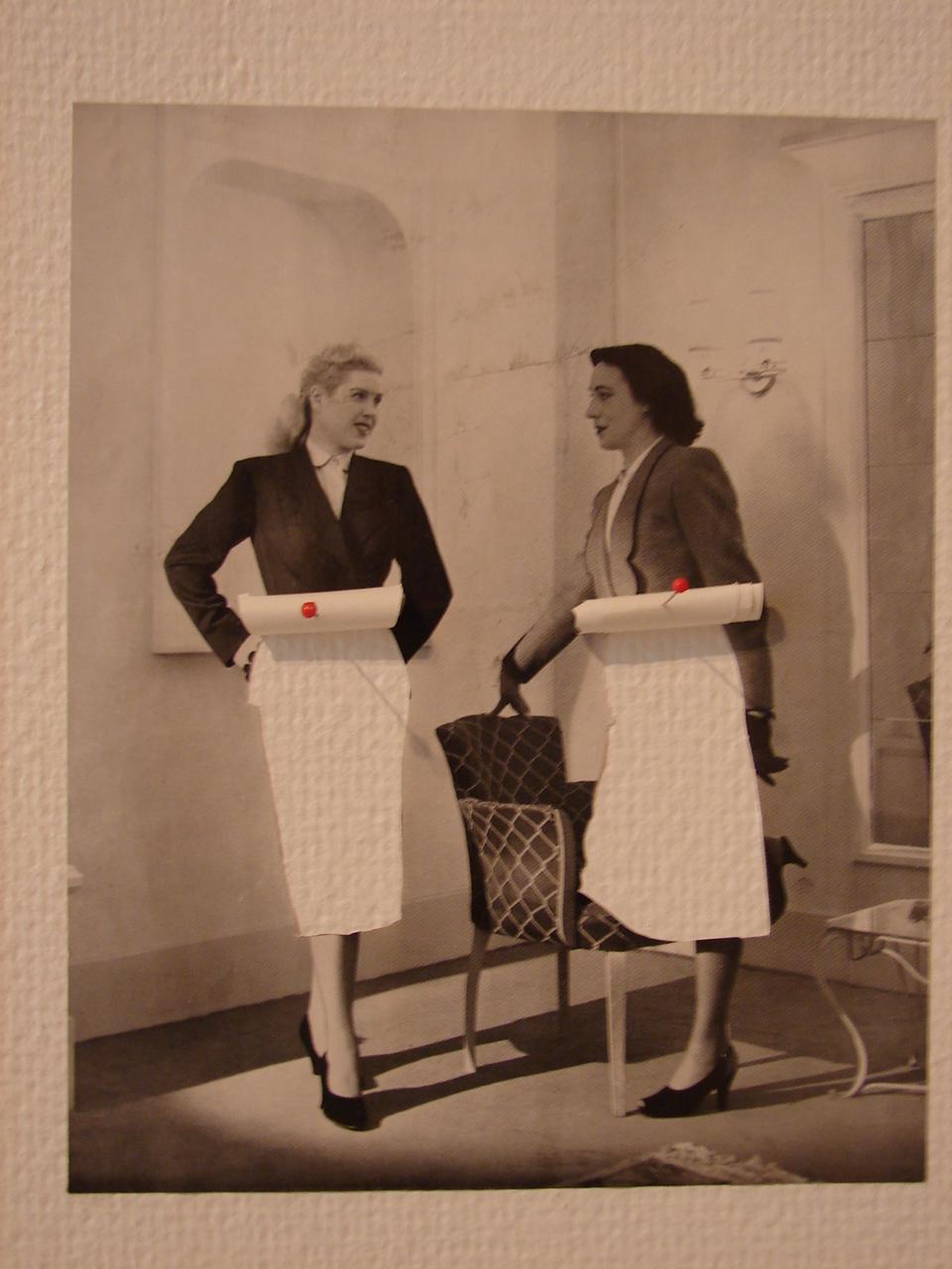 Femmes Sardines: les bourgeoises