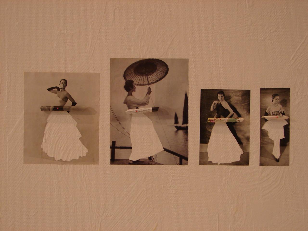 Femmes Sardines: Les Princesses