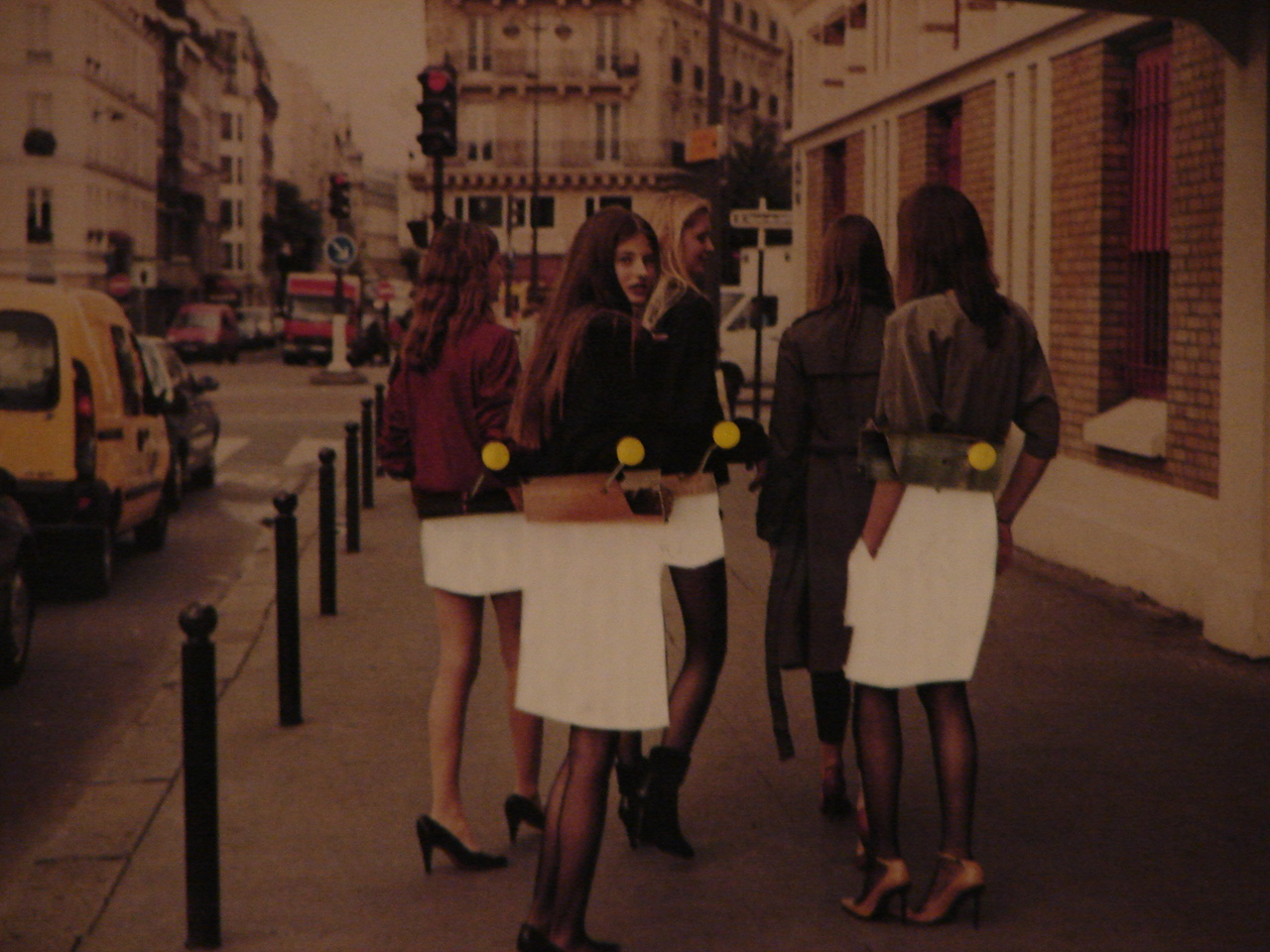 Femmes Sardines: le Banc