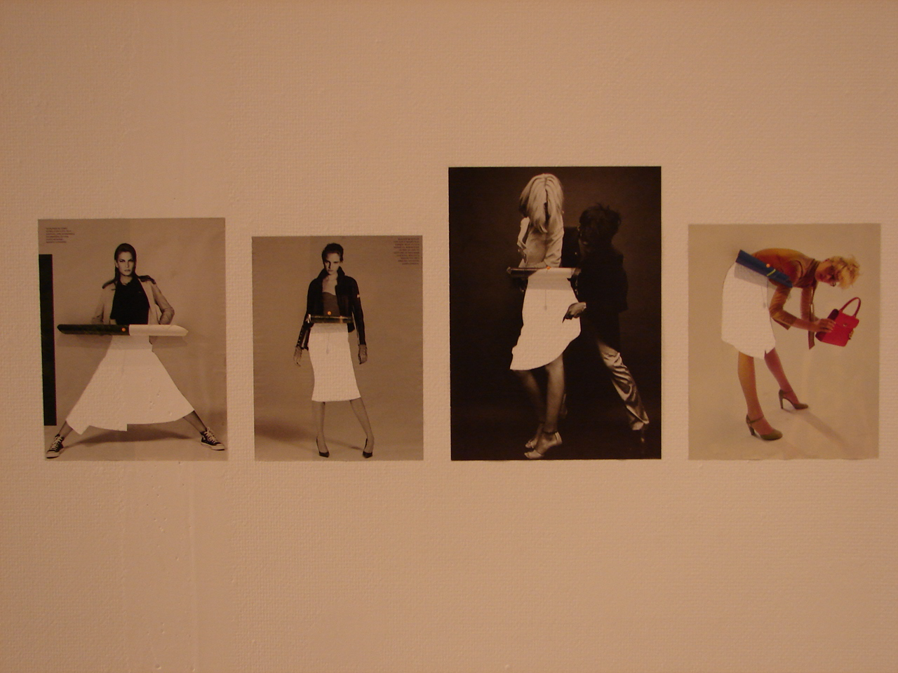 Femmes Sardines: les garces