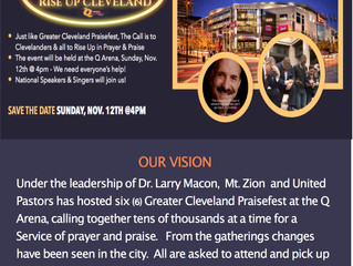 Join us in Cleveland for The Call