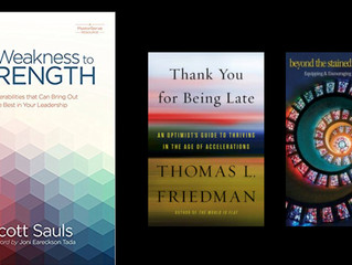 Here's a look at suggested reading from our UPM Pastors!