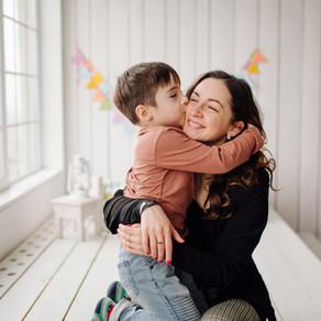 אמא מסופקת – אמא מאושרת
