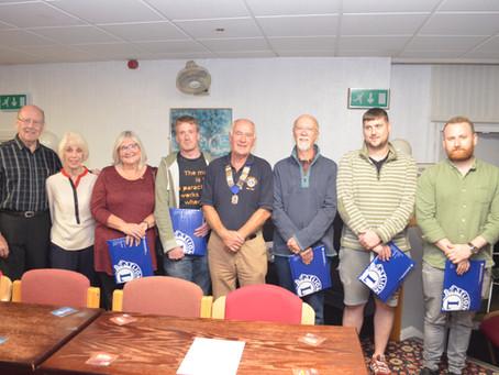 Membership boost for Knaresborough Lions Club