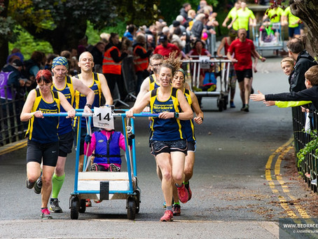 """2021 Bed Race Entries delayed, but it's """"When"""" rather than """"If""""!"""