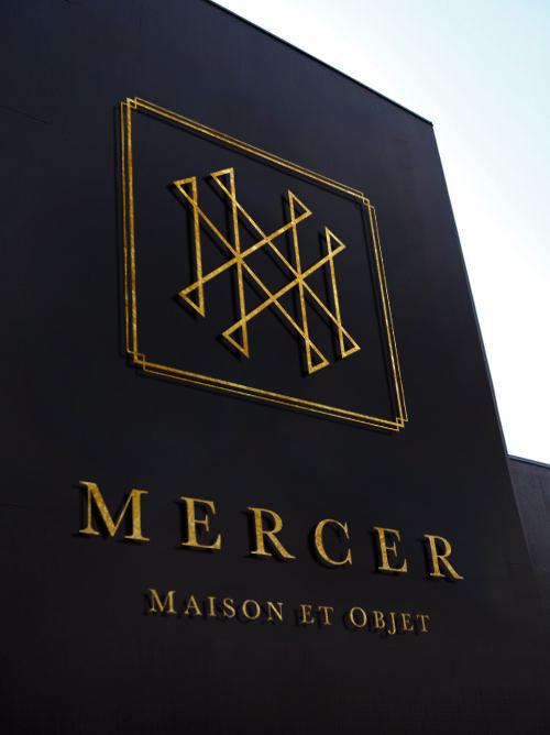 Monokrom | Mercer Signage Design