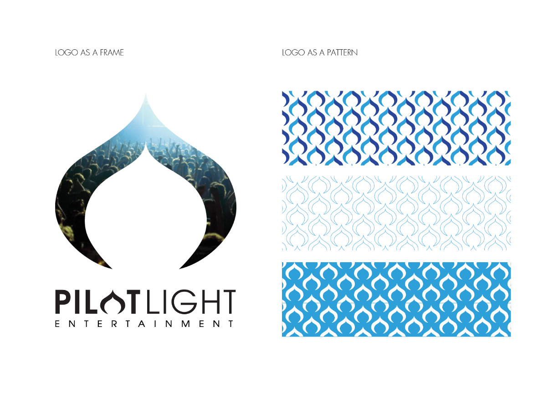 Monokrom | Pilot Light Patterns