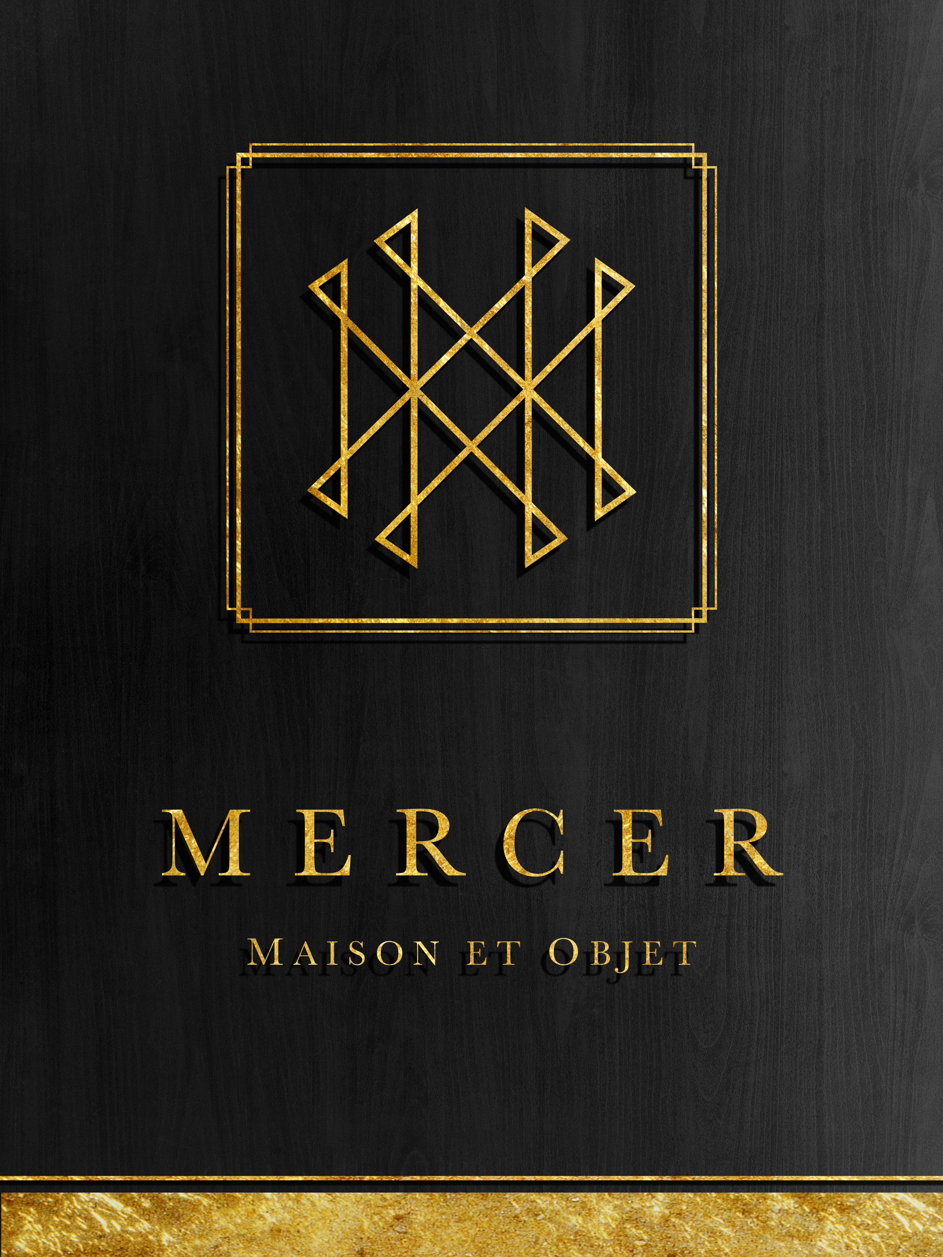 Monokrom | Mercer Logo