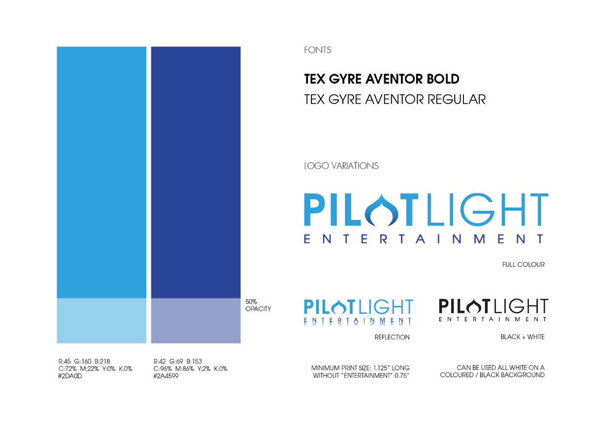 Monokrom | Pilot Light Branding