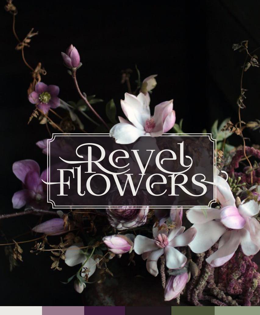 Monokrom | revel flowers