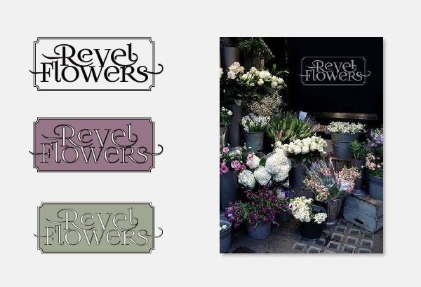 Monokrom | Revel Flowers 2