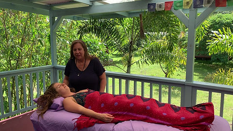 Erika Marie Rose ofering Reiki Session in Hawaii