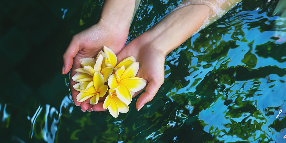 Usui/Holy Fire® Reiki  Experience -- Healing in the River of Life