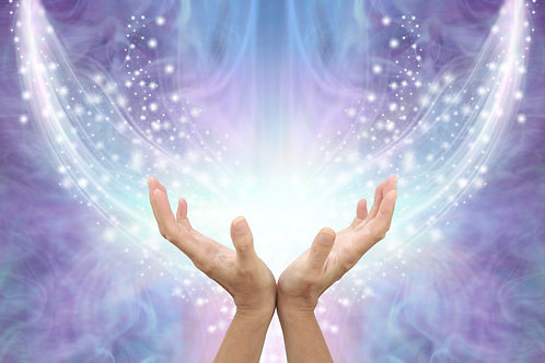 Reiki Healing Package, 4 Sessions