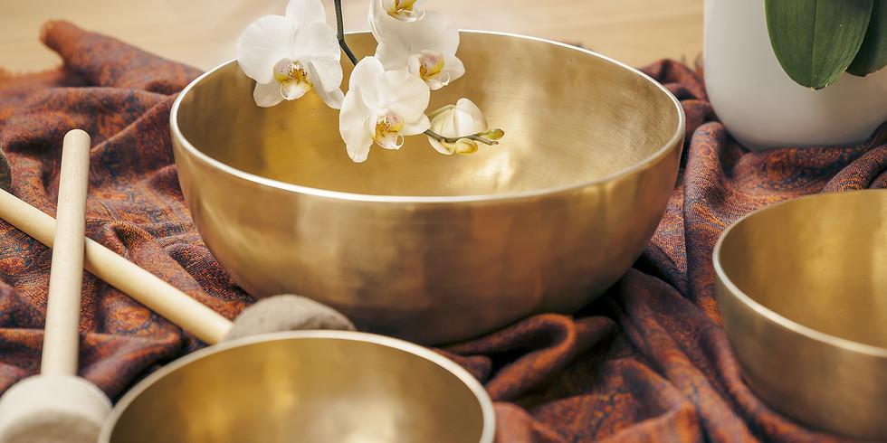 In-Person Workshop: Intro to Sound Healing with Tibetan Bowls