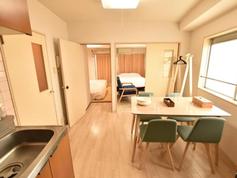 東京グランド_2ベッドルームスイート_客室イメージ2