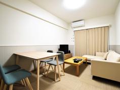 ホテル福岡_ファミリースイート_客室イメージ2