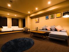高層階プレジデンシャルスイート_客室イメージ1