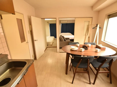 東京グランド_2ベッドルームスイート_客室イメージ1