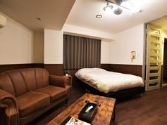 東京クラシック_ジュニアスイート_客室イメージ_リビング・ベッドルーム2