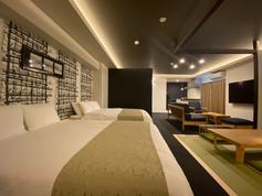 福岡アネックス_最上階プレジデンシャルペントハウス_客室イメージ2