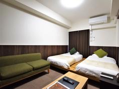 ホテル福岡_ラグジュアリースイートルーム_客室イメージ4