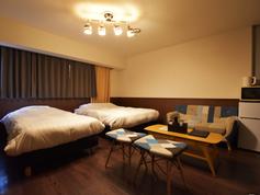 東京クラシック_ジュニアスイート_リビング・ベッドルーム4