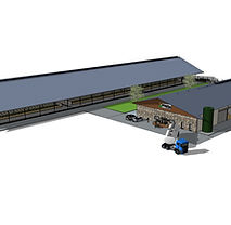 Beckside Dairy - new unit - for images o